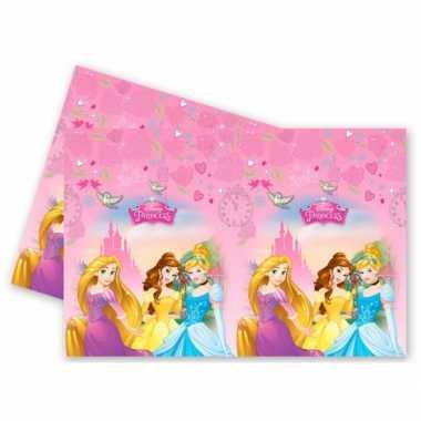 Plastic prinsessen tafelkleden